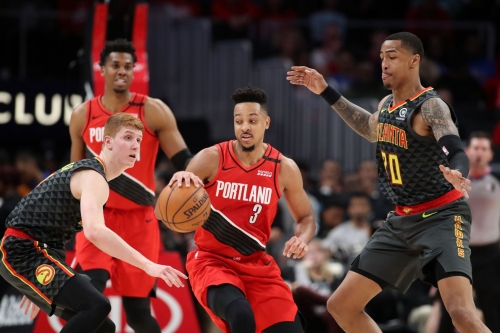 Trail Blazers vs Atlanta Hawks Game Day Thread