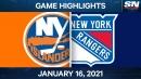 Panarin & Buchnevich score twice each as Rangers blank Islanders