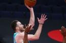 Recap: Hornets can't overcome Raptors 3-poitners, lose 116-113