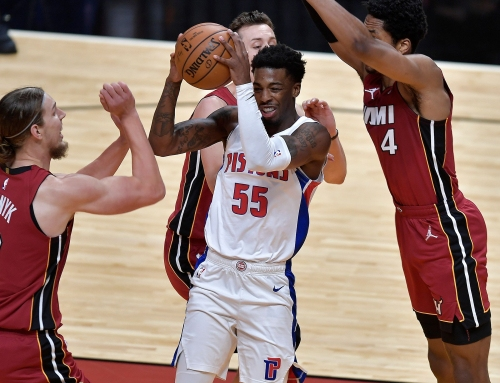 Winderman's view: Pistons 120, Heat 100