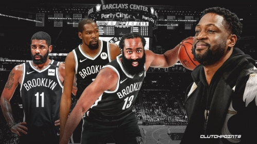 Dwyane Wade on one major aspect of Nets' trade for James Harden people are overlooking