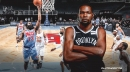 Kevin Durant laments 'terrible' part of James Harden's Nets debut