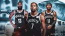 Kevin Durant provides strong answer to Nets' chemistry questions