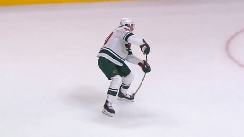 Ryan Suter sends Wild, Kings to overtime with tying goal in final second