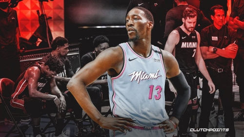 Bam Adebayo calls out team for not living up to Heat culture