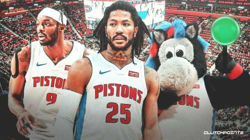 Derrick Rose wants Pistons to give Jerami Grant an even greener light