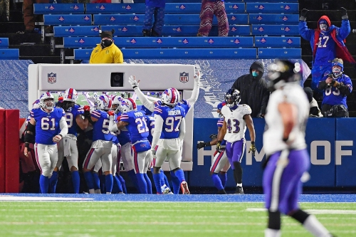 What we learned divisional round: Bills rely on defense as they advance to AFC title game