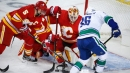Jacob Markstrom shuts out former team as Flames beat Canucks