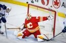 Jacob Markstrom's 32-save shutout leads Flames past Canucks