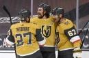Golden Knights 2, Ducks 1: Vegas ties it late, wins it seven seconds into OT