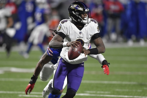 Five Things We Learned from the Ravens' 17-3 divisional-round loss to the Buffalo Bills