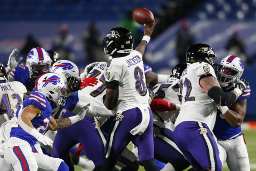 Mike Preston: Ravens need to upgrade passing game to make deeper postseason run | COMMENTARY