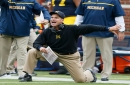 Jim Harbaugh says he has no fear of a firing. Michigan football's schedule says otherwise