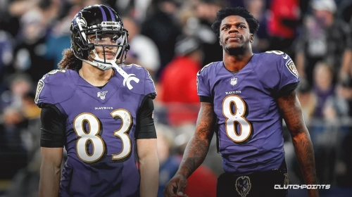 Lamar Jackson gets 'wakeup call' in loss to Bills, per Willie Snead