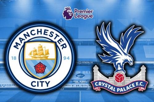 Manchester City vs Crystal Palace LIVE