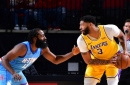 Lakers News: Anthony Davis Curious To See Result Of James Harden Trade To Nets