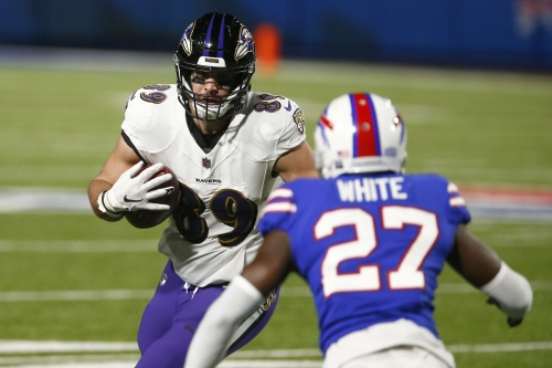 Ravens snap-count analysis: Yannick Ngakoue plays just 20 snaps in season-ending loss