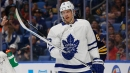 Maple Leafs place Jason Spezza, Aaron Dell on waivers