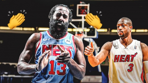 James Harden fires scathing response at critics after getting Dwyane Wade's support