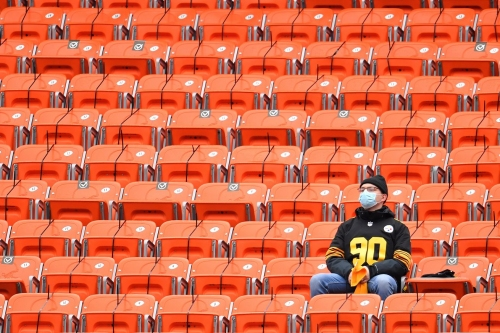 Steelers fan confidence hits season low after playoff dud vs. the Browns