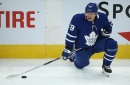 The Maple Leafs take a risk by waiving Jason Spezza and Aaron Dell