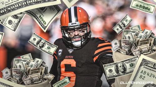 RUMOR: Browns' outlook on Baker Mayfield contract extension