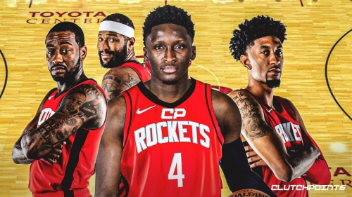 The first thing Victor Oladipo did after trade to Rockets