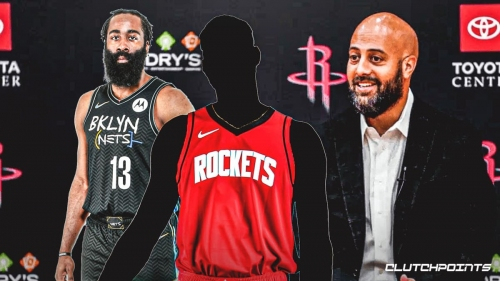 Rockets GM Rafael Stone reveals plans for $10.65 million trade exception created in James Harden deal