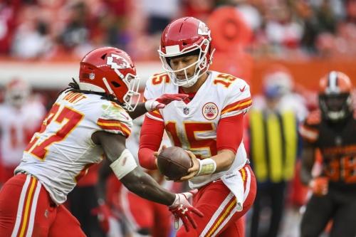 NFL Divisional Round - Cleveland Browns @ Kansas City Chiefs Live Thread & Game Information