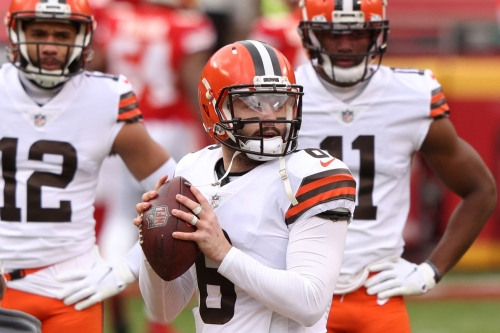 AFC Divisional Round: Browns at Chiefs - Live updates