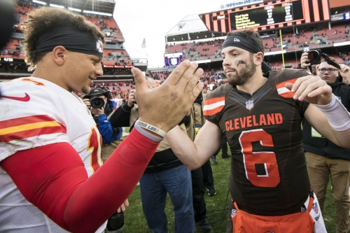Sunday NFL Divisional Round live discussion: Browns at Chiefs