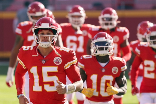 Chiefs vs Browns Game Thread