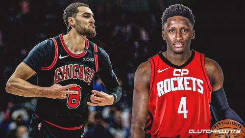 Victor Oladipo will make Rockets debut Monday vs. Bulls
