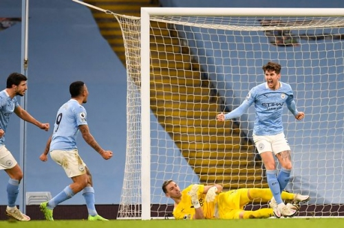 John Stones completes Man City transformation for title contenders