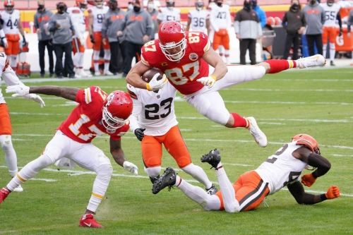 Chiefs-Browns: Second half discussion