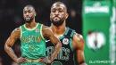 Kemba Walker opens up on knee injury after making Celtics season debut