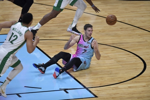 Heat focused on turnover issues in hopes of turning around season