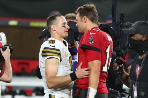 NFL Divisional Playoffs Weekend: Tampa Bay Buccaneers vs New Orleans Saints
