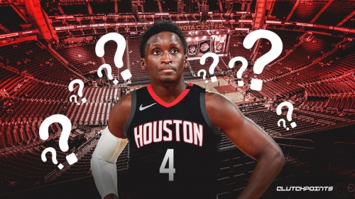 Victor Oladipo's telling statement on future with Rockets