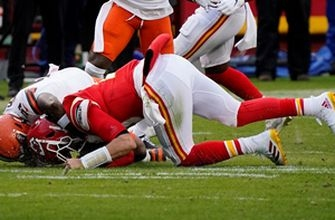 Will Patrick Mahomes' concussion keep him out of AFC title game? — Dr. Matt Provencher