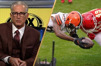 Mike Pereira breaks down the touchback, controversial Sorensen hit in Chiefs vs. Browns