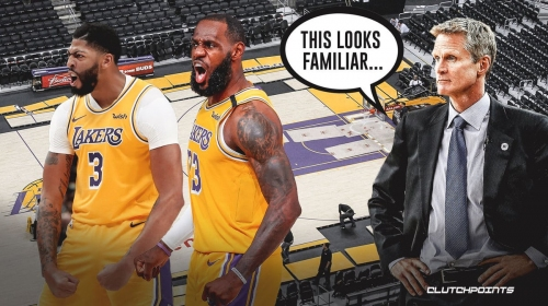 LeBron James, Lakers comparable to 73-9 Warriors, per Steve Kerr