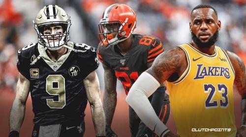 LeBron James sounds off on missed helmet-to-helmet penalty in Browns loss