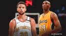 Stephen Curry recalls 'overwhelming moment' when Warriors learned of Kobe Bryant's death