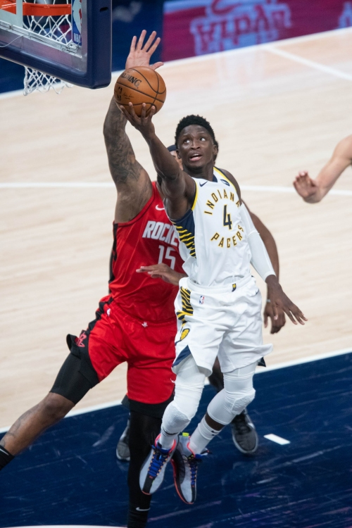 Trade to Houston Rockets part of a 'business plan' for Victor Oladipo