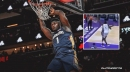 VIDEO: Pelicans star Zion Williamson destroys the rim on vicious one-hand jam