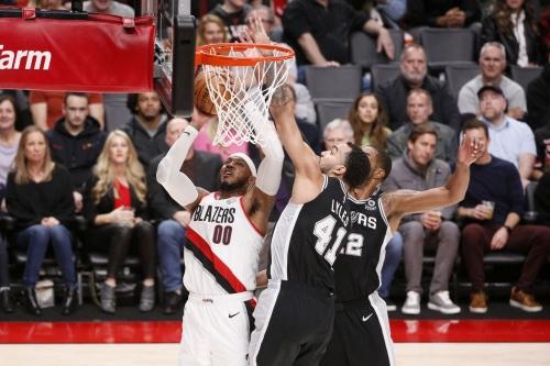 Game Preview: San Antonio Spurs at Portland Trail Blazers