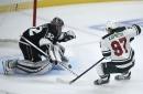 Wilderness Walk: Kaprizov admits he got lucky on first NHL goal