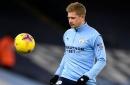 Question raised over De Bruyne's fitness ahead of Villa clash