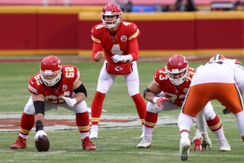 Five things we learned as the Chiefs beat the Browns
